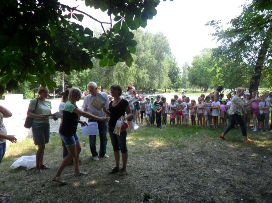 Димитровские школьники отпраздновали Международный олимпийский день в спортивных забегах (ФОТО), фото-10