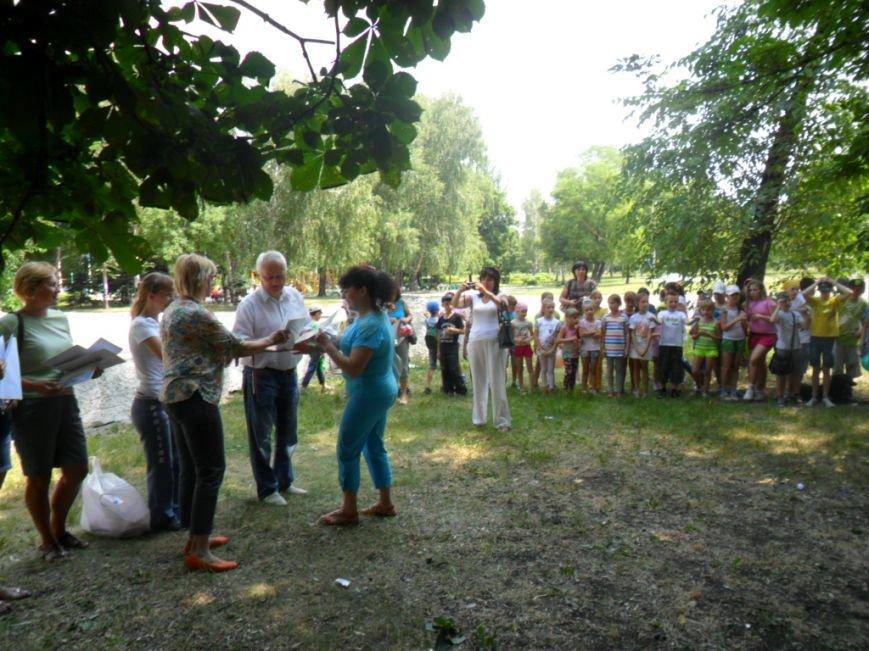 Димитровские школьники отпраздновали Международный олимпийский день в спортивных забегах (ФОТО), фото-9