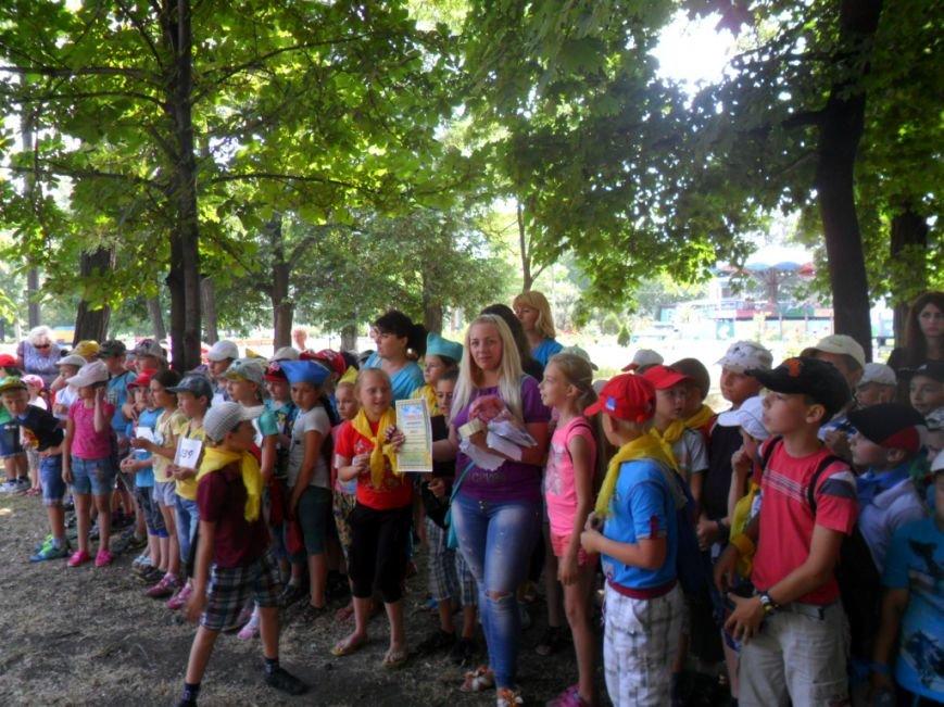 Димитровские школьники отпраздновали Международный олимпийский день в спортивных забегах (ФОТО), фото-8