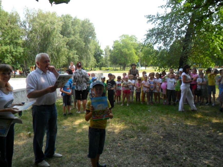 Димитровские школьники отпраздновали Международный олимпийский день в спортивных забегах (ФОТО), фото-11