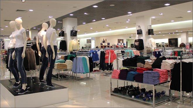 ТОП-5 недорогих магазинов одежды Днепропетровска (фото) - фото 1