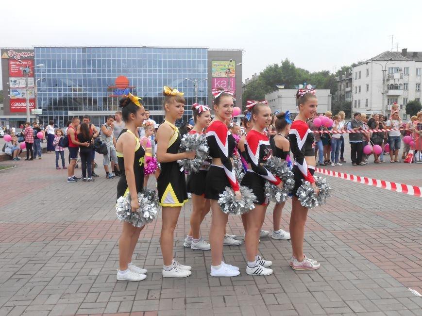 В Днепродзержинске отметили Олимпийский день (фото) - фото 2