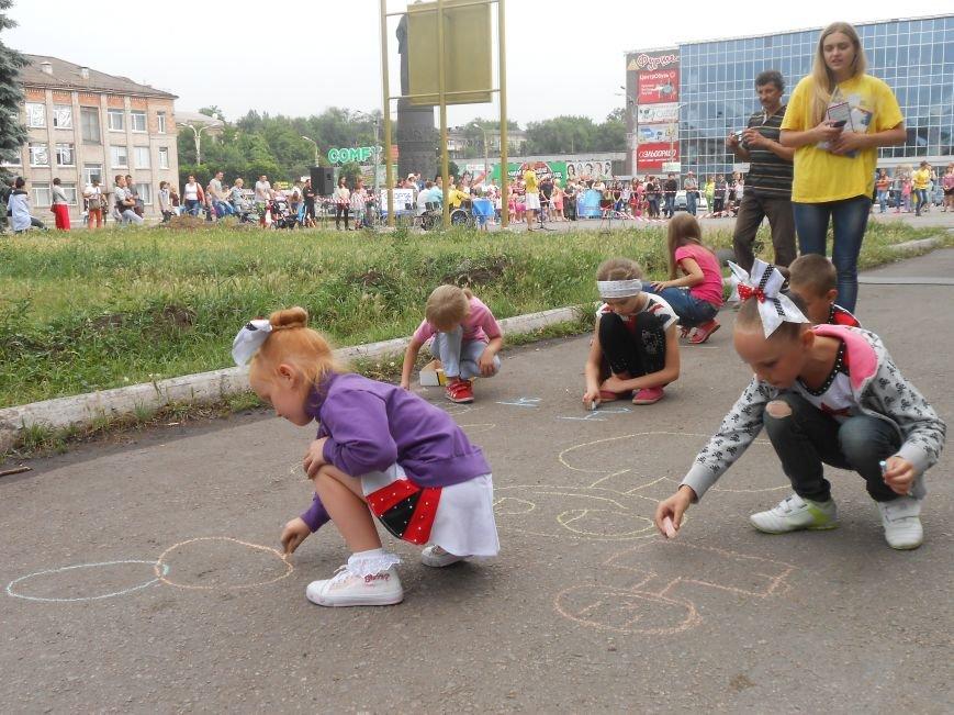В Днепродзержинске отметили Олимпийский день (фото) - фото 6