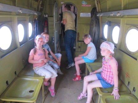Енакиевских мальчишек и девчонок позвали в небо, фото-3