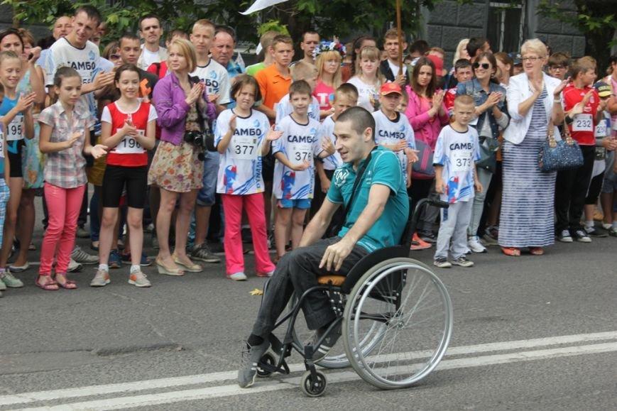 Николаев отметил Всемирный Олимпийский день массовым забегом (ФОТО) (фото) - фото 3