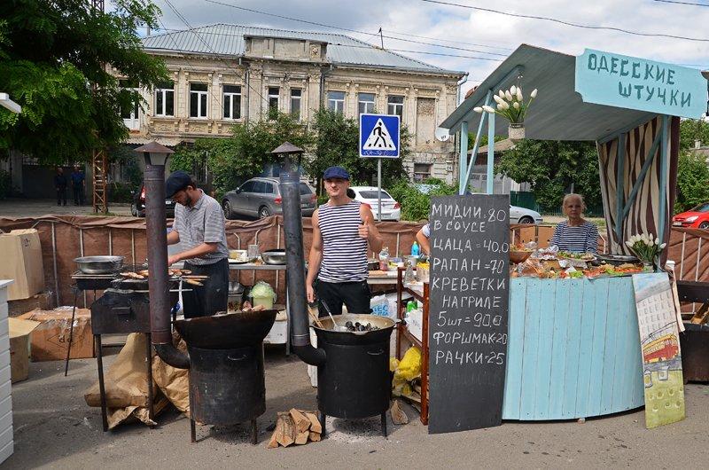 Николаевские гурманы собрались на гастрономический фестиваль (ФОТОРЕПОРТАЖ), фото-9