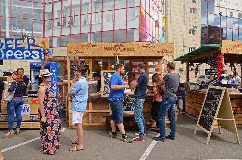 Николаевские гурманы собрались на гастрономический фестиваль (ФОТОРЕПОРТАЖ), фото-15
