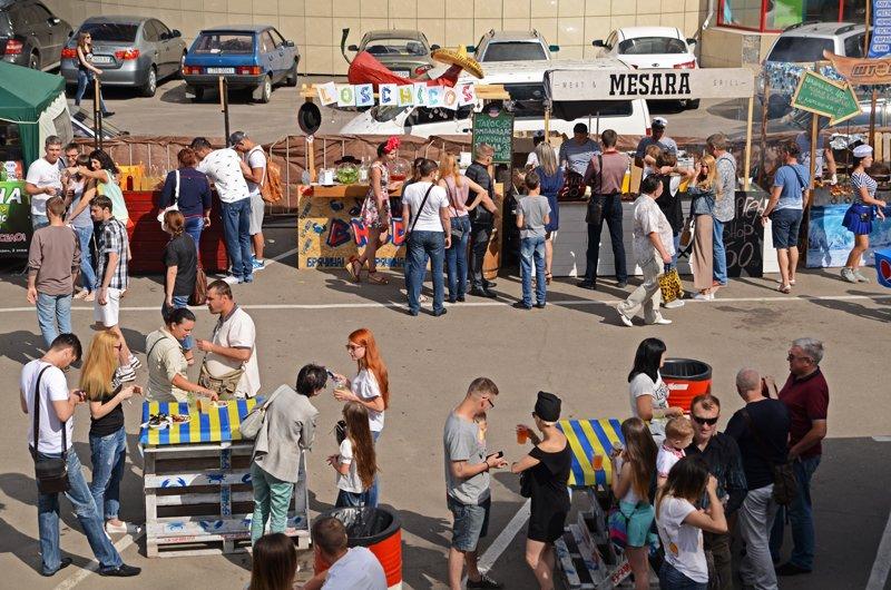 Николаевские гурманы собрались на гастрономический фестиваль (ФОТОРЕПОРТАЖ), фото-28