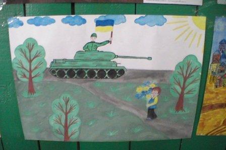 """У дитячому таборі """"Вербиченька"""" на Сторожинеччині оздоровлюються діти з Луганщини (ФОТО) (фото) - фото 2"""