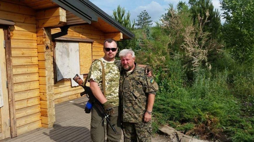 Волонтерсько-журналістський десант з Рівного уже в АТО (фото) - фото 2
