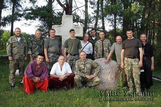 На Волині вшанували Героїв Берестецької битви та оборони Конотопу (фото) - фото 1