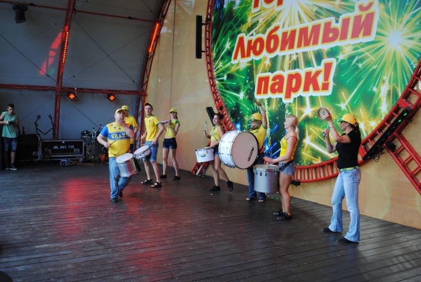 В парке Горького прошел фестиваль красок Холи (ФОТО), фото-9
