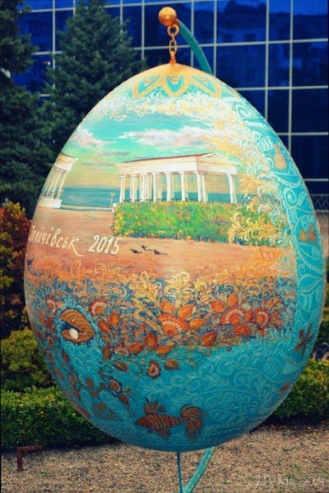 В Ильичевске пропало знаменитое пасхальное яйцо (ФОТО) (фото) - фото 1