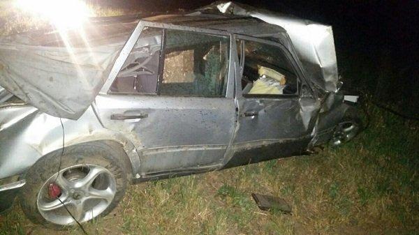 В Лидском районе погиб непристегнутый водитель - ранее его уже штрафовали за игнорирование ремня безопасности (фото) - фото 1