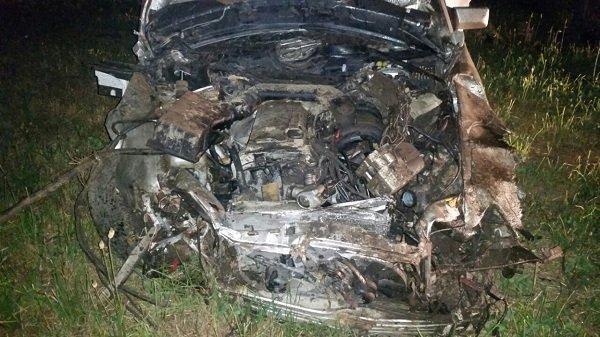 В Лидском районе погиб непристегнутый водитель - ранее его уже штрафовали за игнорирование ремня безопасности (фото) - фото 3