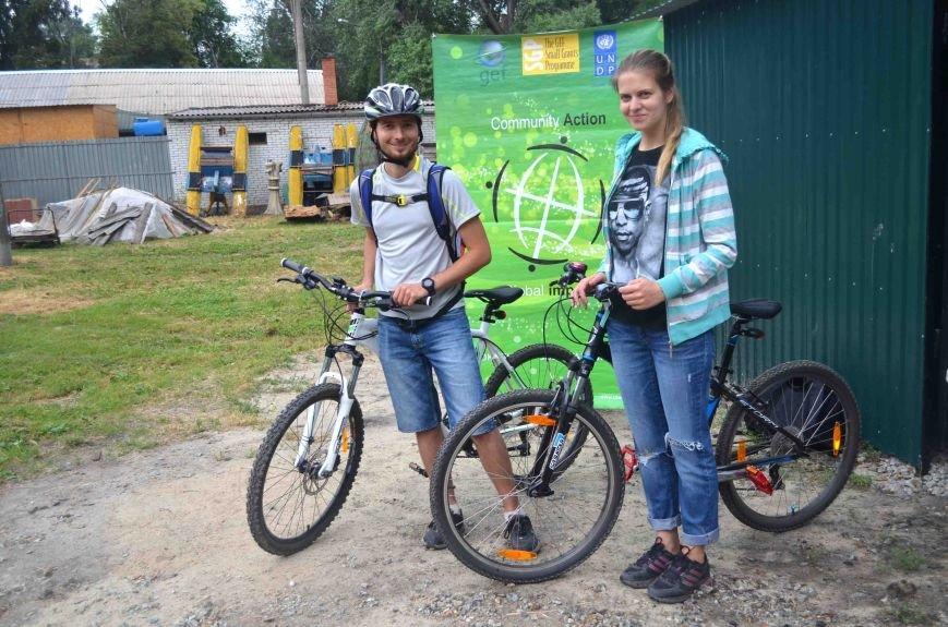 В Запорожье появился первый в городе велосипедный гараж (ФОТО), фото-3