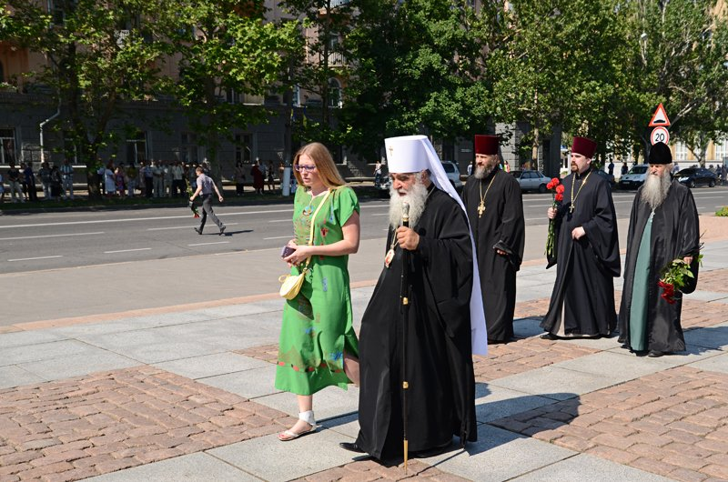 Николаевцы почтили память жертв  войны (ФОТО+ВИДЕО), фото-2