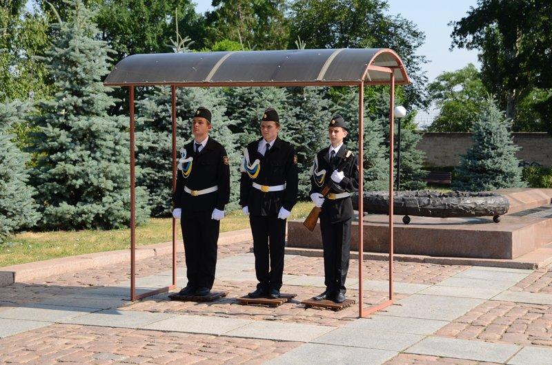 Николаевцы почтили память жертв  войны (ФОТО+ВИДЕО), фото-1