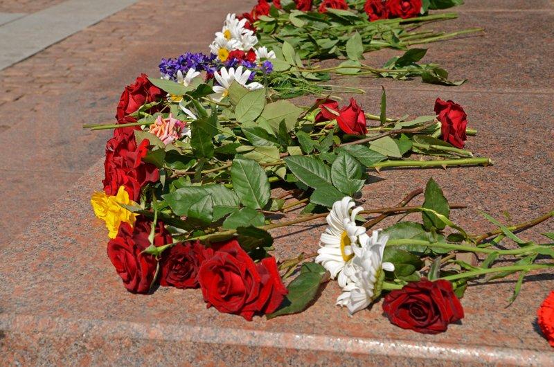 Николаевцы почтили память жертв  войны (ФОТО+ВИДЕО), фото-17