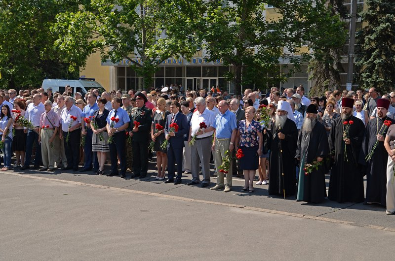 Николаевцы почтили память жертв  войны (ФОТО+ВИДЕО), фото-5