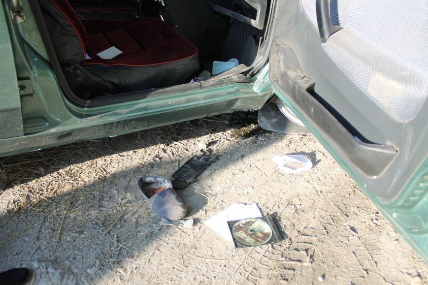ДТП в Кривом Роге: школьники на «ВАЗе» влетели в автомобиль государственной службы охраны. Есть пострадавшие (ФОТО, ВИДЕО), фото-1
