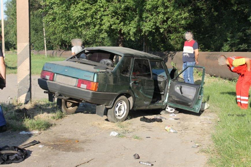 ДТП в Кривом Роге: школьники на «ВАЗе» влетели в автомобиль государственной службы охраны. Есть пострадавшие (ФОТО, ВИДЕО), фото-5
