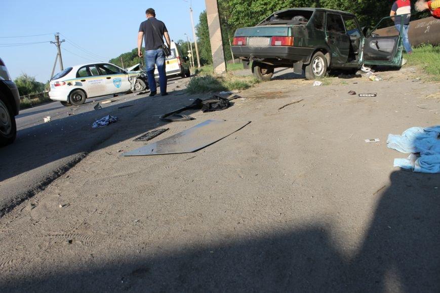 ДТП в Кривом Роге: школьники на «ВАЗе» влетели в автомобиль государственной службы охраны. Есть пострадавшие (ФОТО, ВИДЕО), фото-6