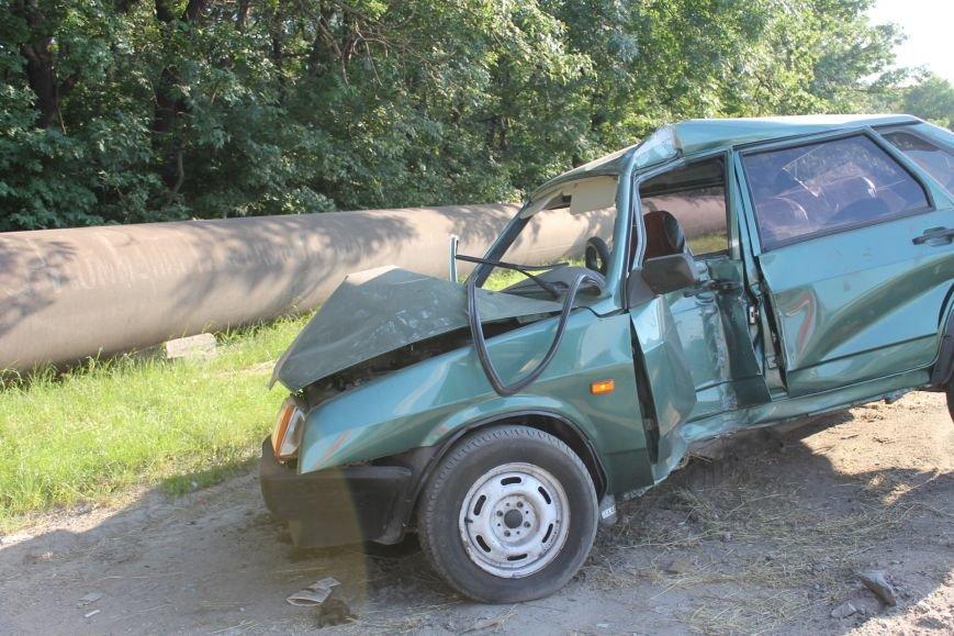 ДТП в Кривом Роге: школьники на «ВАЗе» влетели в автомобиль государственной службы охраны. Есть пострадавшие (ФОТО, ВИДЕО), фото-12