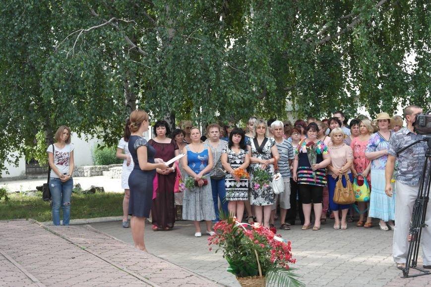 День скорби и памяти в Красноармейске, фото-9