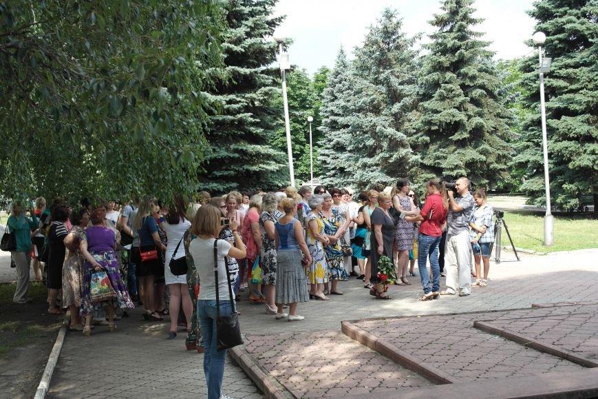 День скорби и памяти в Красноармейске, фото-5