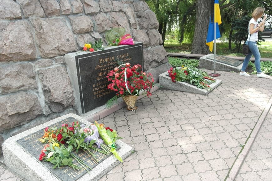 День скорби и памяти в Красноармейске, фото-14