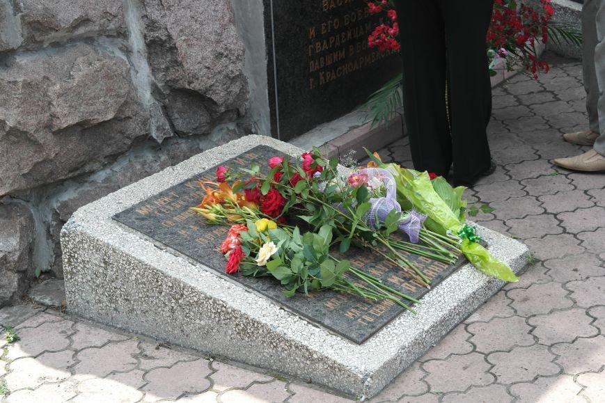 День скорби и памяти в Красноармейске, фото-13