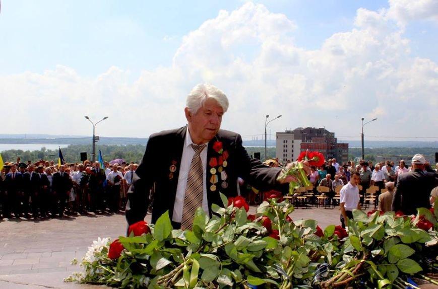Днепропетровщина почтила память жертв войны, фото-1