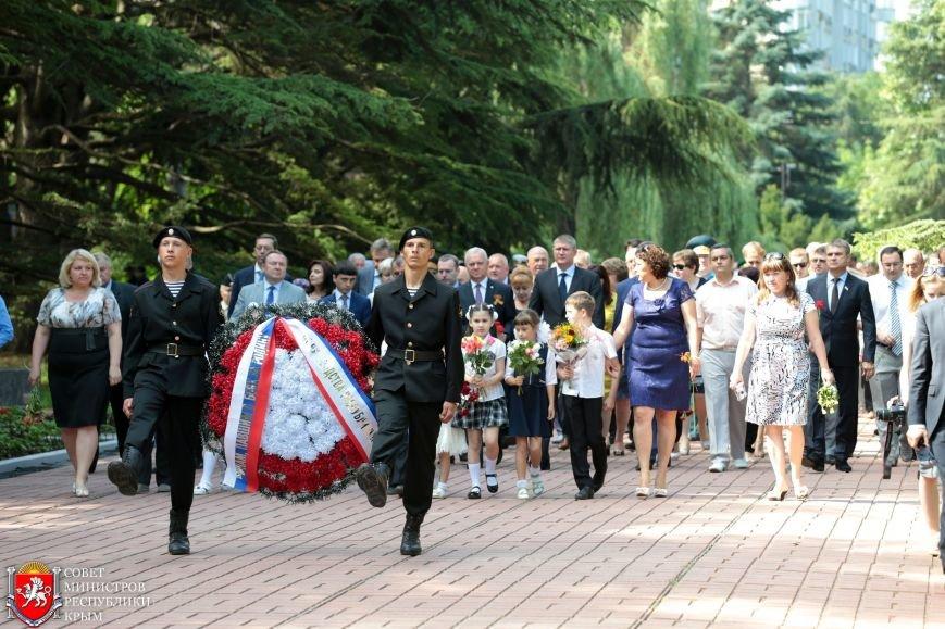 В День памяти и скорби в Симферополе почтили память павших героев-освободителей (ФОТОРЕПОРТАЖ, ВИДЕО), фото-2
