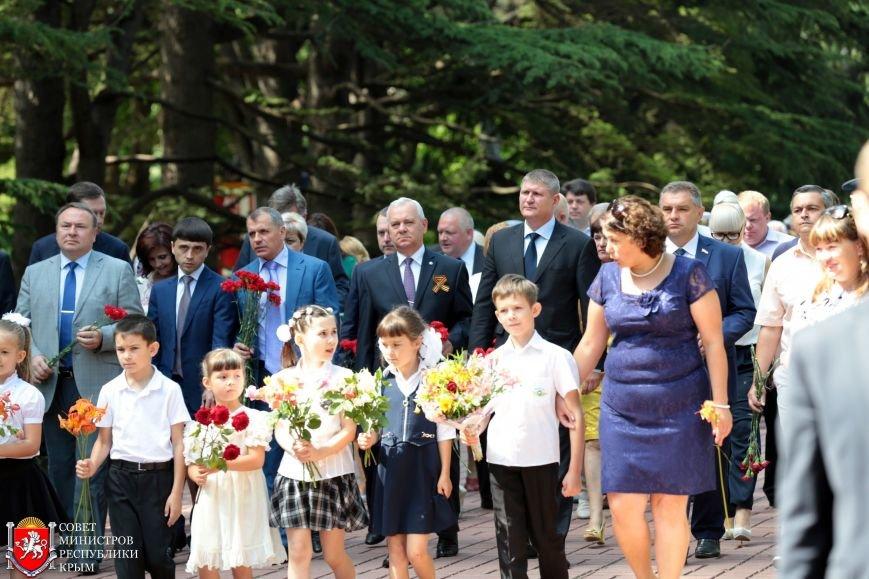 В День памяти и скорби в Симферополе почтили память павших героев-освободителей (ФОТОРЕПОРТАЖ, ВИДЕО), фото-3