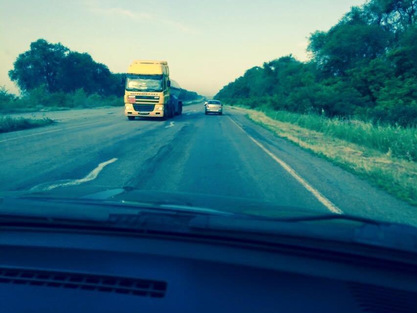 Печальный рейтинг «убитых» дорог возглавили Кривой Рог-Николаев и Кривой Рог-Днепропетровск (ФОТО, ВИДЕО), фото-6