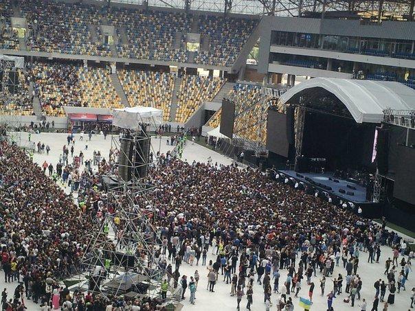 У Львові відбувся концерт пам'яті Кузьми Скрябіна (ФОТО+ВІДЕО), фото-3