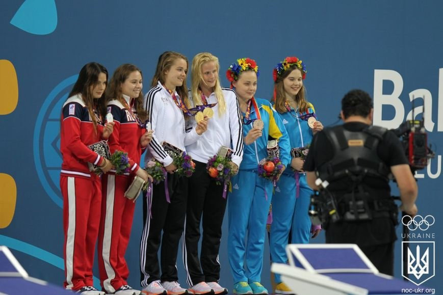 Николаевские спортсменки добавили «бронзу» Европейских игр в копилку сборной (фото) - фото 3