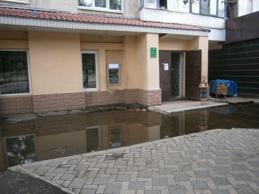 В Димитрове почистили ливневую систему водоотвода в м-не «Светлый» (фото) - фото 10