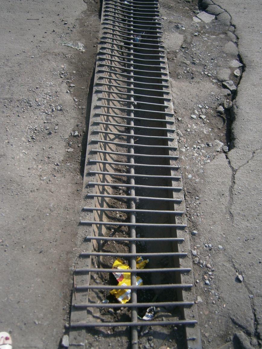В Димитрове почистили ливневую систему водоотвода в м-не «Светлый» (фото) - фото 7