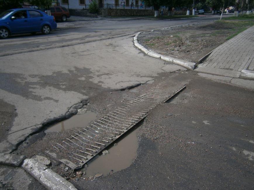 В Димитрове почистили ливневую систему водоотвода в м-не «Светлый» (фото) - фото 4