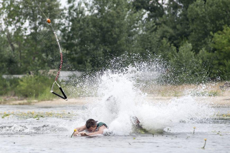 В Запорожье состоялся зрелищный спортивный фестиваль по Вейкбордингу (ФОТОРЕПОРТАЖ), фото-19