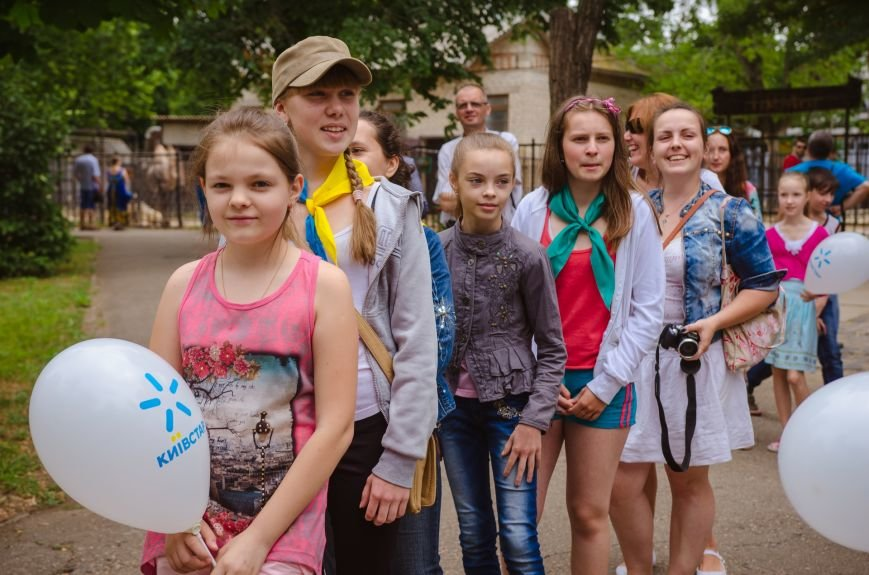 В зоопарке Николаева торжественно открыли новый вольер для фенеков (ФОТО), фото-4