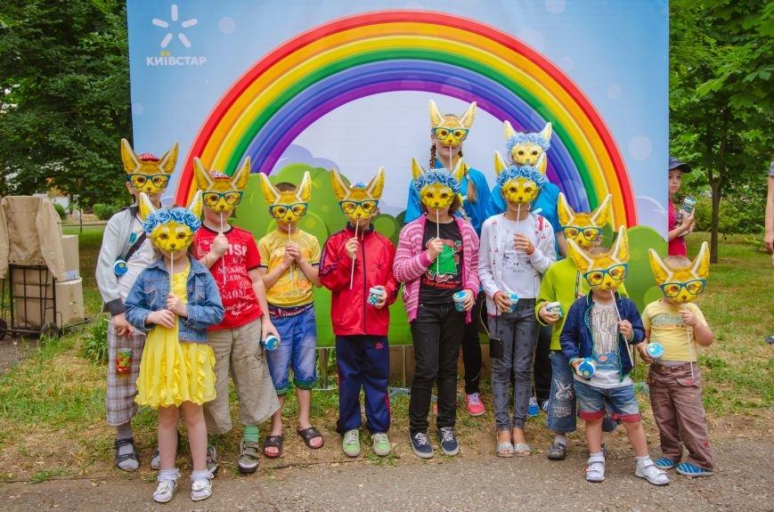 В зоопарке Николаева торжественно открыли новый вольер для фенеков (ФОТО), фото-2