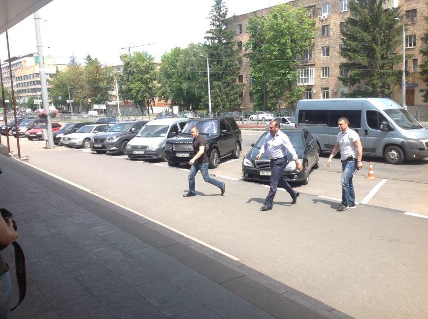 Добкин: «Сегодняшний обыск в «Национале», это попытка не допустить Кернеса к предстоящим выборам» (ФОТО), фото-1