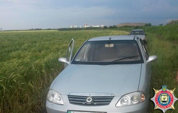Красноармейские правоохранители задержали угонщика автомобиля (фото) - фото 1