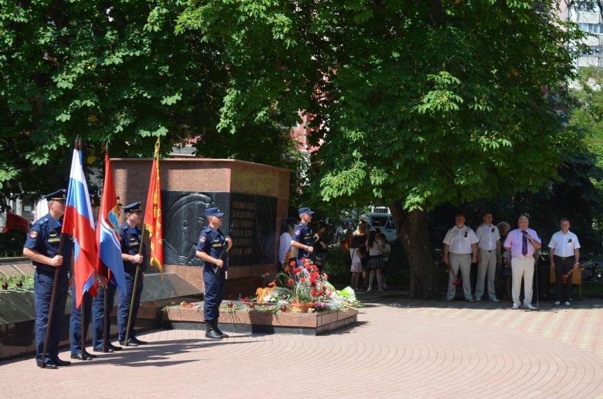 Феодосийцы почтили память погибших защитников Отечества (Фото), фото-1