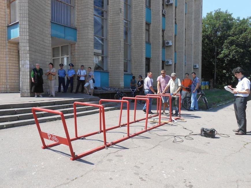 Как в Днепродзержинске проводили «велолюстрацию»: справедливая отставка или грамотный пиар? (фото) - фото 3