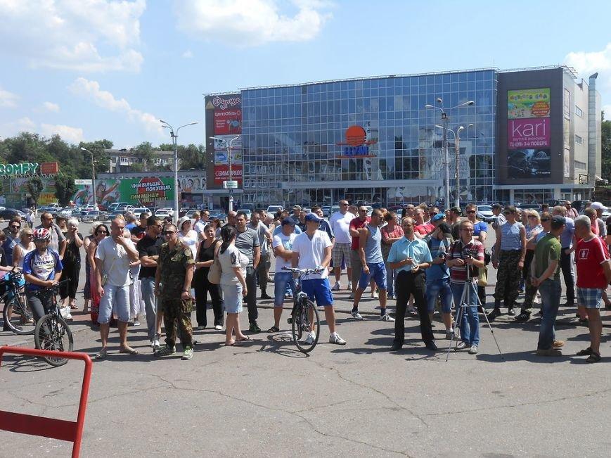 Как в Днепродзержинске проводили «велолюстрацию»: справедливая отставка или грамотный пиар? (фото) - фото 5