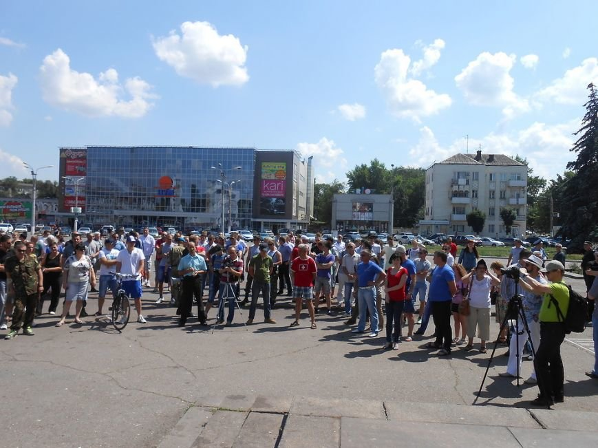 Как в Днепродзержинске проводили «велолюстрацию»: справедливая отставка или грамотный пиар? (фото) - фото 4